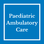 Ambulatory Paediatrics 3